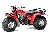 1982 ATC 200E Big Red
