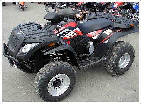 Linhai 300 4x4 Muddy - ATV QUAD Štirikolesniki