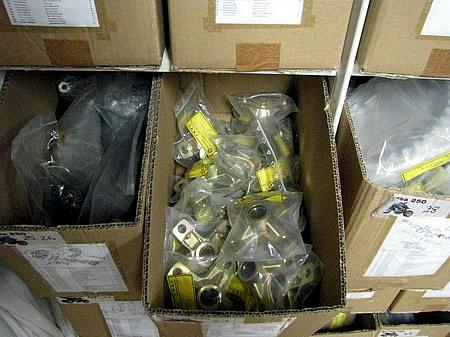 Original spare parts for ATVs and QUADs